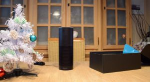 Nerdweibweb: Test -Alexa amazon Echo