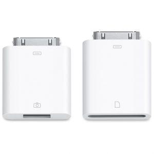 Nerdweib:: iPad Camera Connection Kit für Rode Mikrofon