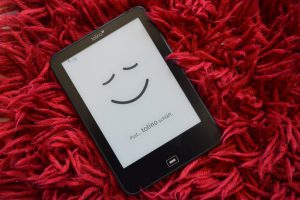nerdweib:: amazon kindle mit tolino ebook reader lesen